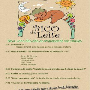 """FESTA X ANIVERSARIO """"BICO DE LEITE"""""""