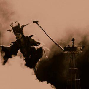 Samaín, Halloween, Noite de Mortos con Troula