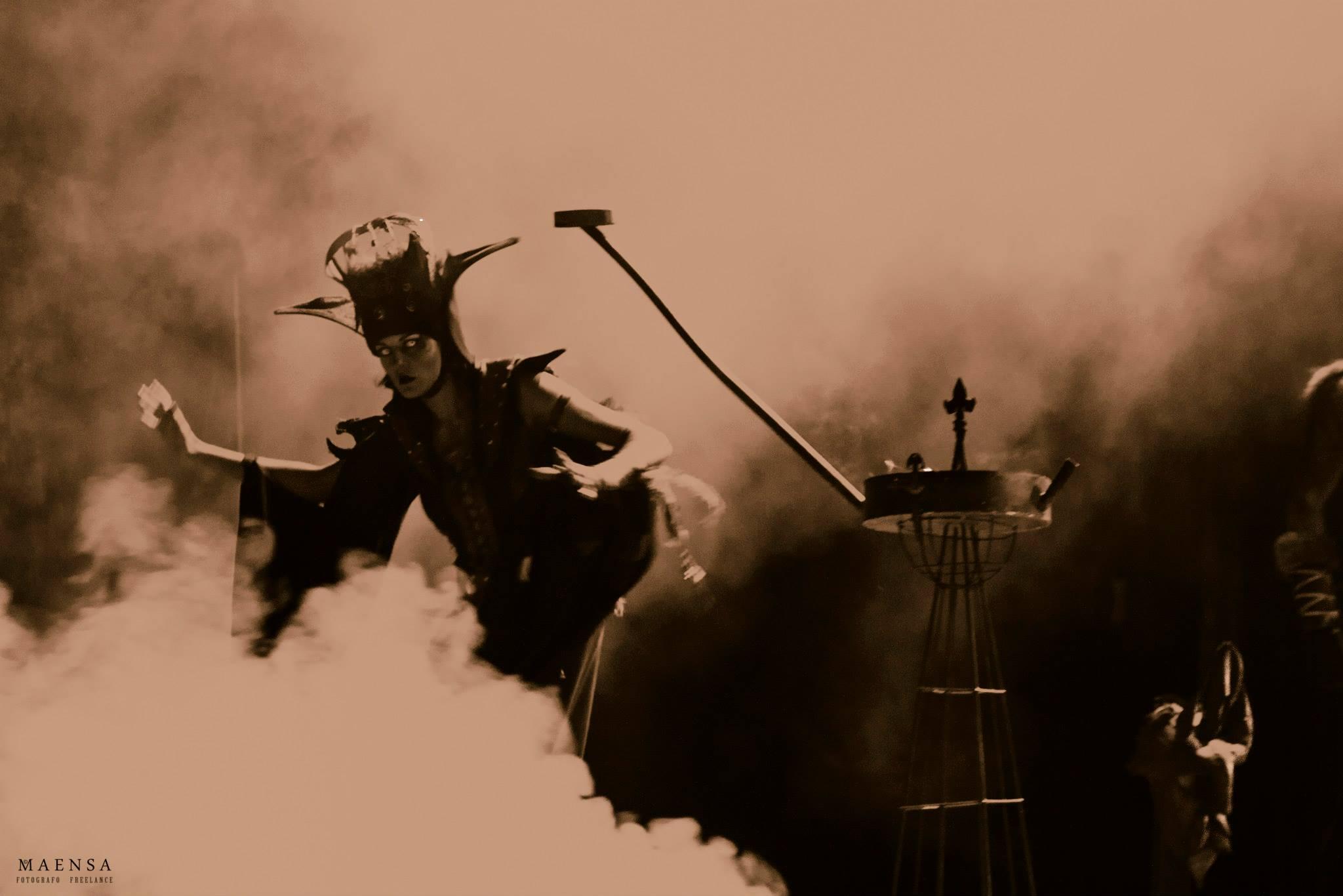 En este momento estás viendo Samaín, Halloween, Noite de Mortos con Troula