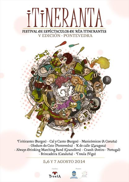 You are currently viewing Arranca V iTiNERANTA 2014