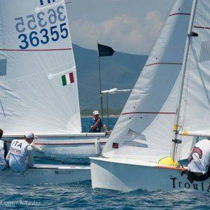 Equipo Troula 12 º en el mundial de Grosseto – Italia