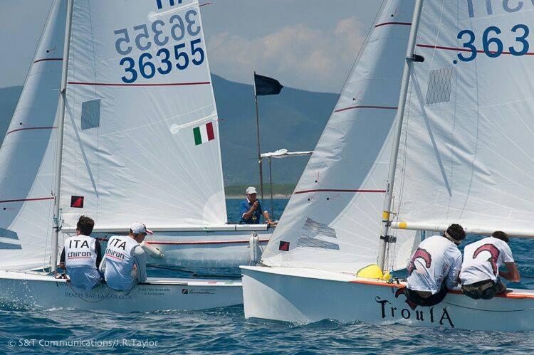 En este momento estás viendo Equipo Troula 12 º en el mundial de Grosseto – Italia
