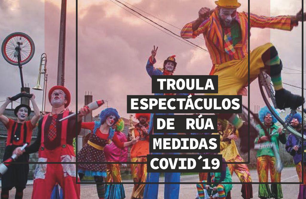 Troula | Medidas Covid Banner