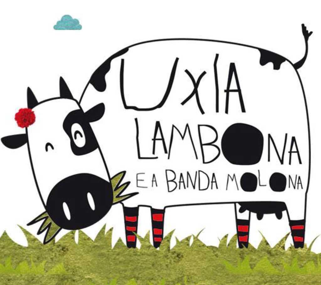 Troula | Uxia Lambona E A Banda Molona Cd 1